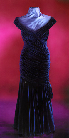 diana travolta dress