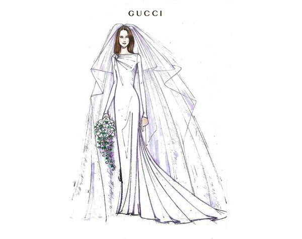 Gucci sketch